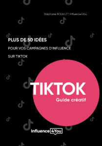 Livre TikTok Influence4You